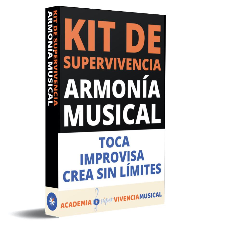 Armonía Musical – Kit de supervivencia